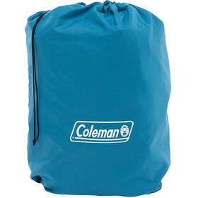 Coleman Extra Durable Luftbett Double blau